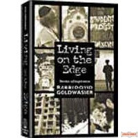 Living on the Edge - Hardcover