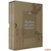 Shabbat DeLights - 2 Volume Slipcased Set