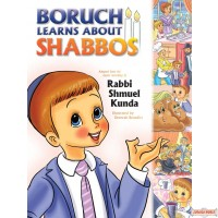 Boruch Learns About Shabbos