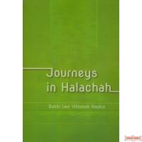 Journeys In Halachah