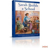 Sarah Builds a school