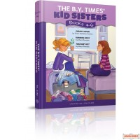 Kid Sisters Books 4-6