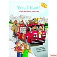 Yes, I Can, A Book About Learning From Everyone