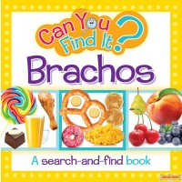 Can You Find It? Brachos, A search-and-find book