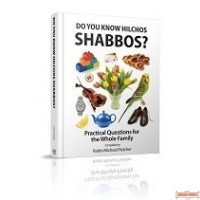 Do You Know Hilchos Shabbos?