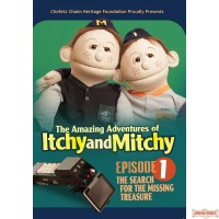 The Amazing Adventures of Itchy and Mitchy - #1 DVD