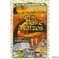 Let's Bake Matzos DVD