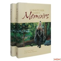 Lubavitcher Rabbi`s Memoirs, 2 Vol`s Set