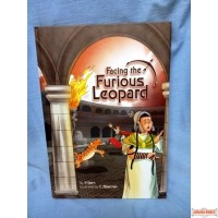 Facing the Furious Leopard (comic)