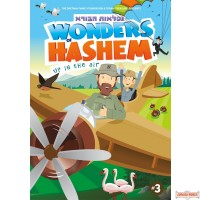 Wonders Of Hashem #3 - Up In The Air DVD