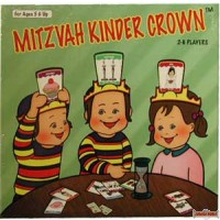 Mitzvah Kinder Crown Game