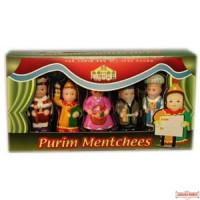 Purim Mentchees 5 Pc.