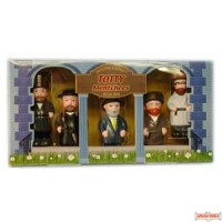 Mitzvah Kinder Totty Mentchees 5 Pc.