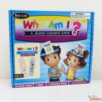Who Am I? A Jewish Guessing Game