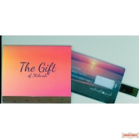 The Gift of Mikvah - credit card USB-  a virtual tour