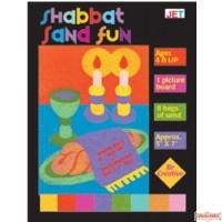 Sand Art - Shabbat
