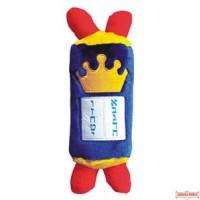 """Plush Torah Med. 16"""" Tall"""
