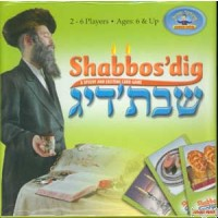 Shabbos'dig - Card Game