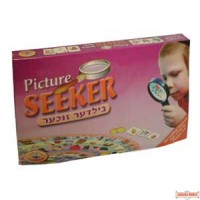 Picture Seeker - Board Game