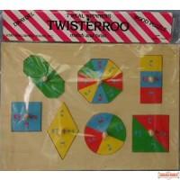Twisterroo Draydel Wood Puzzle
