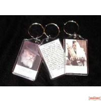 Key Chain with Rebbe's picture & Tefilas Haderech