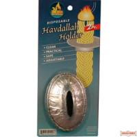 Disposable Havdallah Holder
