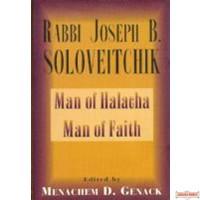 Man Of Halacha Man Of Faith - Soloveitchik #5