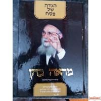 Rav Pam Haggadah Heb. H/C