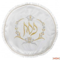 "Matzah Cover #204 Round - 17"" D or similar"
