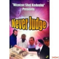 Never Judge DVD