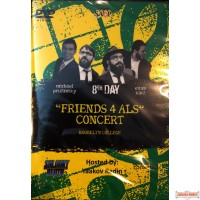 Friends 4 ALS Concert DVD