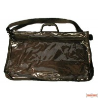 Double Tefillin Carry Bag with Handle & Shoulder Strap