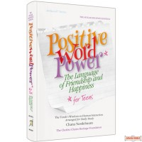 Positive Word Power For Teens, The language of friendship and happiness