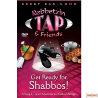 Rebbetzin Tap & Friends #1: Get Ready For Shabbos! DVD