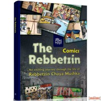 The Rebbetzin - Comics