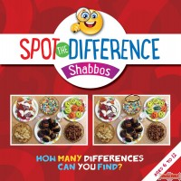 Spot The Difference-Shabbos