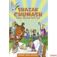 Shazak Chumash #1, Bereishis-Noach-Lech Lecha
