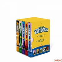 Yahadus 5 Vol. Boxed Set