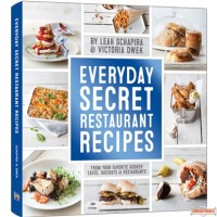 Everyday Secret Restaurant Recipes, From Your Favorite Kosher Cafes, Takeouts & Restaurants