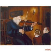 Violin (Zutchka Rebbe)