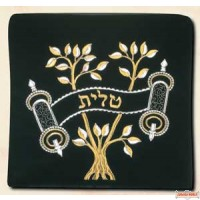 Velvet Talis and Tefillin bags -Style 208-MT