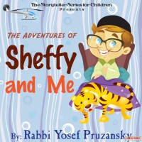 The Adventures of Sheffy and Me C.D.