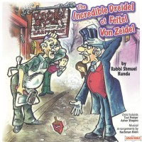 The Incredible Dreidel Of Feitel Von Zeidel CD