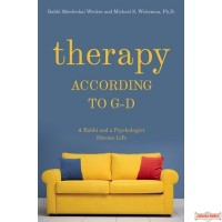 Therapy According To G-D, A Rabbi And A Psychologist Discuss Life