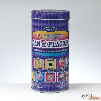 Pesach Can Of Plagues