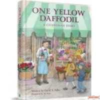 One Yellow Daffodil, A Chanukah Story