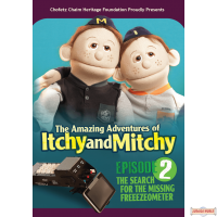 The Amazing Adventures of Itchy and Mitchy #2 DVD