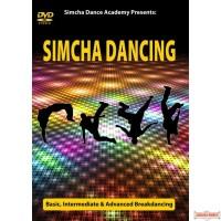 Simcha Dancing DVD