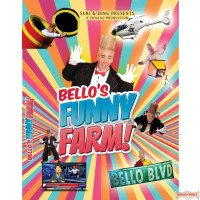 Bellos Funny Farm DVD