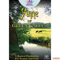 Anne Of The Green Gables DVD